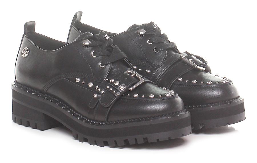 Scarpa bassa  Nero Liu.jo Mode billige Schuhe