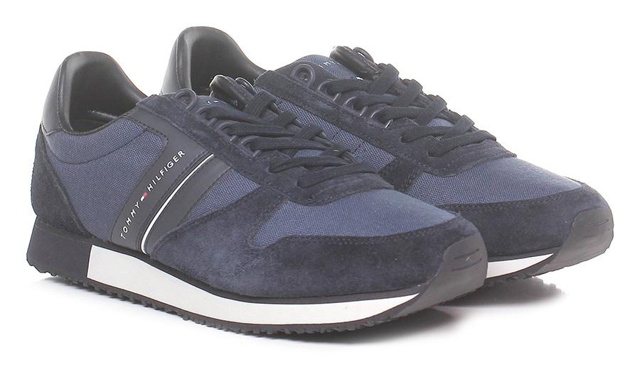 Sneaker Navy Tommy Hilfiger Mode billige Schuhe
