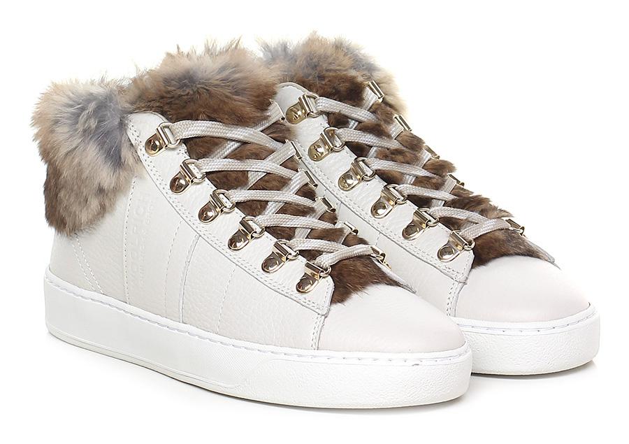 Sneaker Ivory Woolrich Verschleißfeste billige Schuhe