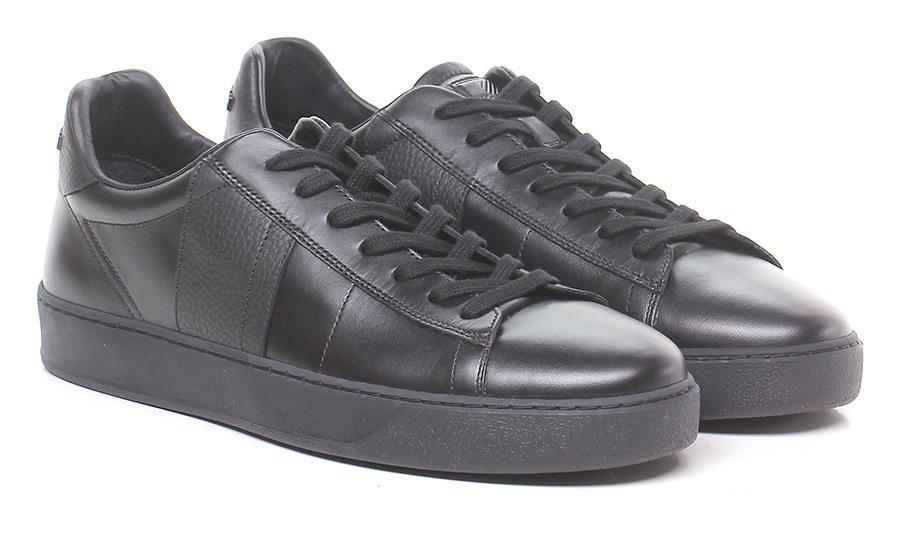 Sneaker Black Woolrich Woolrich Black Mode billige Schuhe a9a9ea