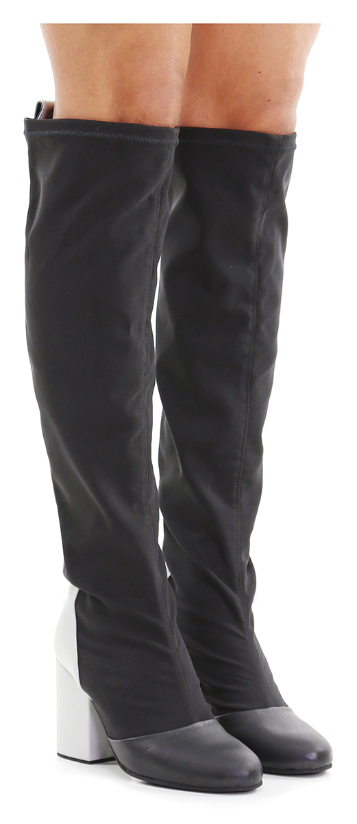 Stivale Nero/grigio Paloma Barcelo' Verschleißfeste billige Schuhe
