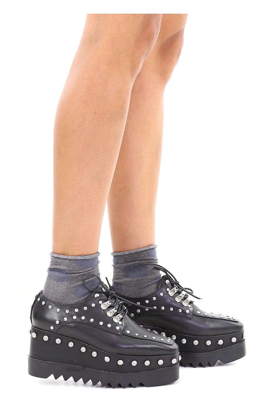 Scarpa bassa  Nero Nero  Norah Mode billige Schuhe 2fb982