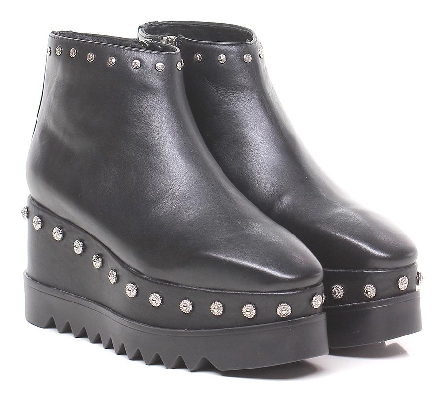 Zeppa Nero Norah Verschleißfeste billige Schuhe
