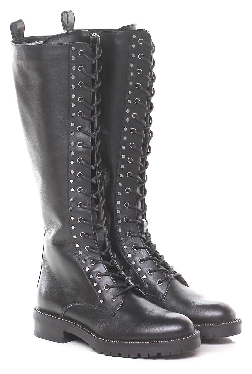 Stivale Nero Janet & Janet Mode billige Schuhe