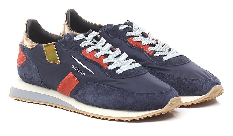 Sneaker Night/orange/bronze e Ghoud Rush Scarpe comode e Night/orange/bronze distintive a327a0