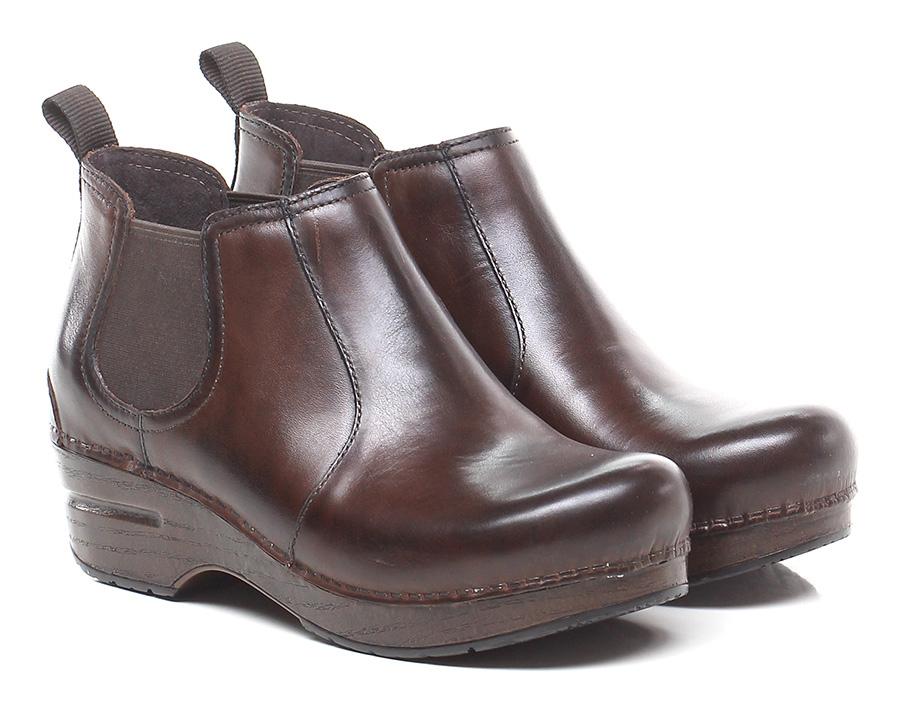 Tronchetto Brown Dansko Verschleißfeste billige Schuhe