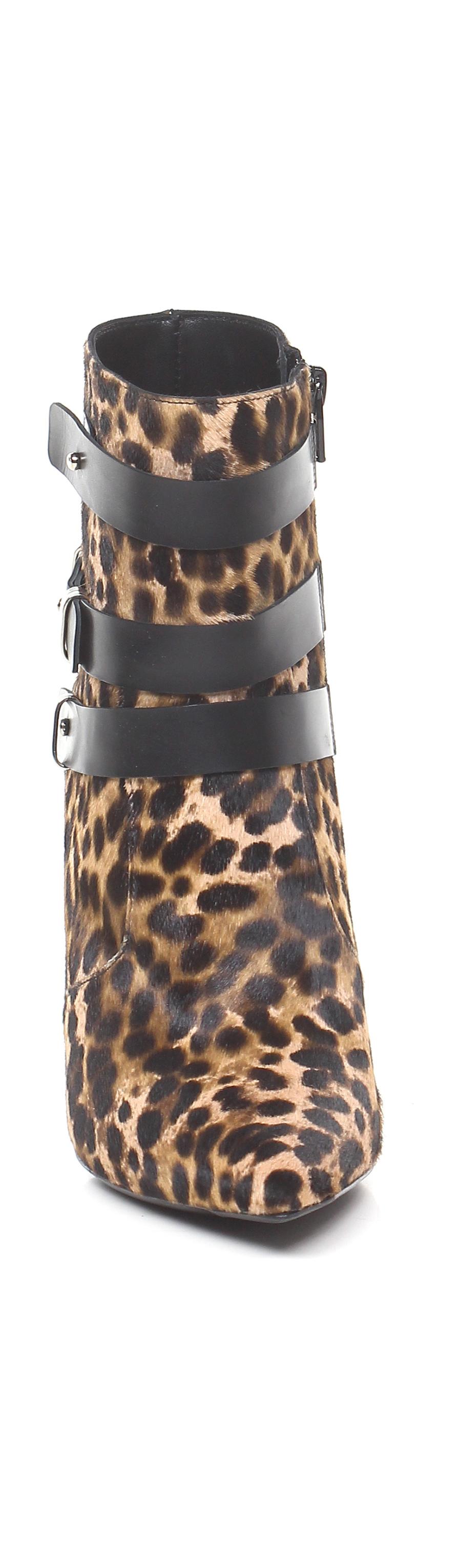 Tronchetto Leopardo/nero Guglielmo Rotta Verschleißfeste billige Schuhe