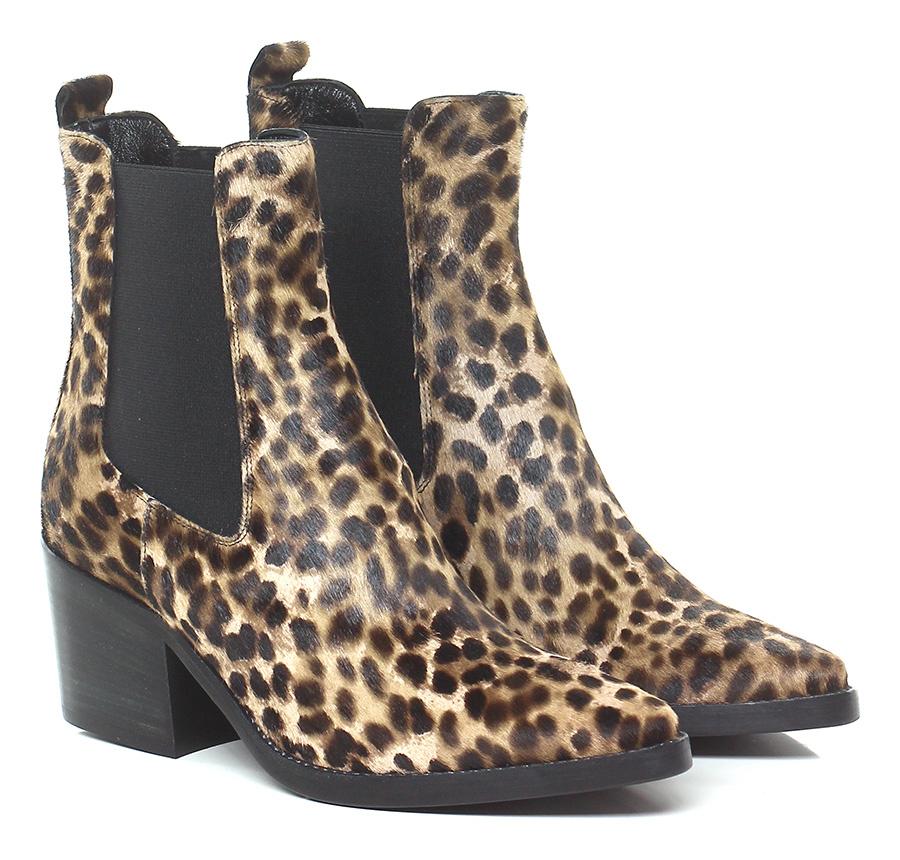 Tronchetto Leopardo Guglielmo Rotta Mode billige Schuhe