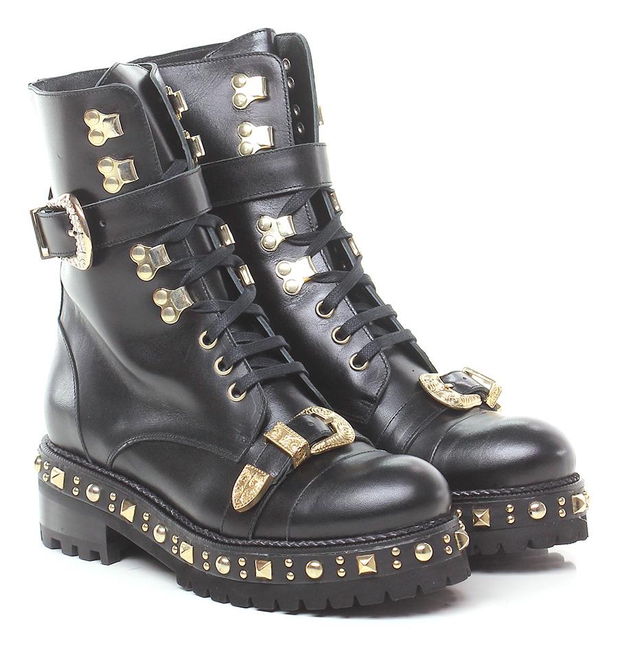 Polacco Nero RAS Verschleißfeste billige Schuhe
