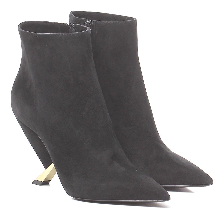Tronchetto  Nero Casadei Mode billige Schuhe