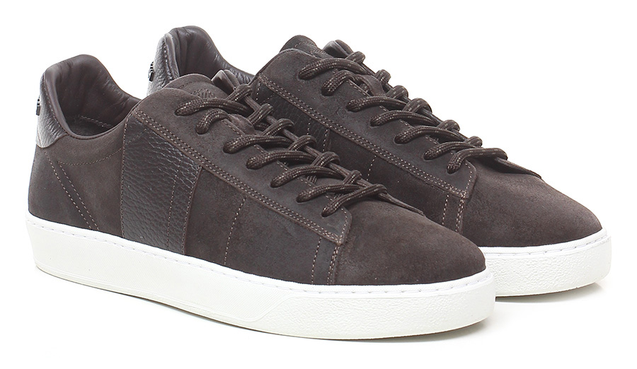 Sneaker Brown Woolrich Mode billige Schuhe