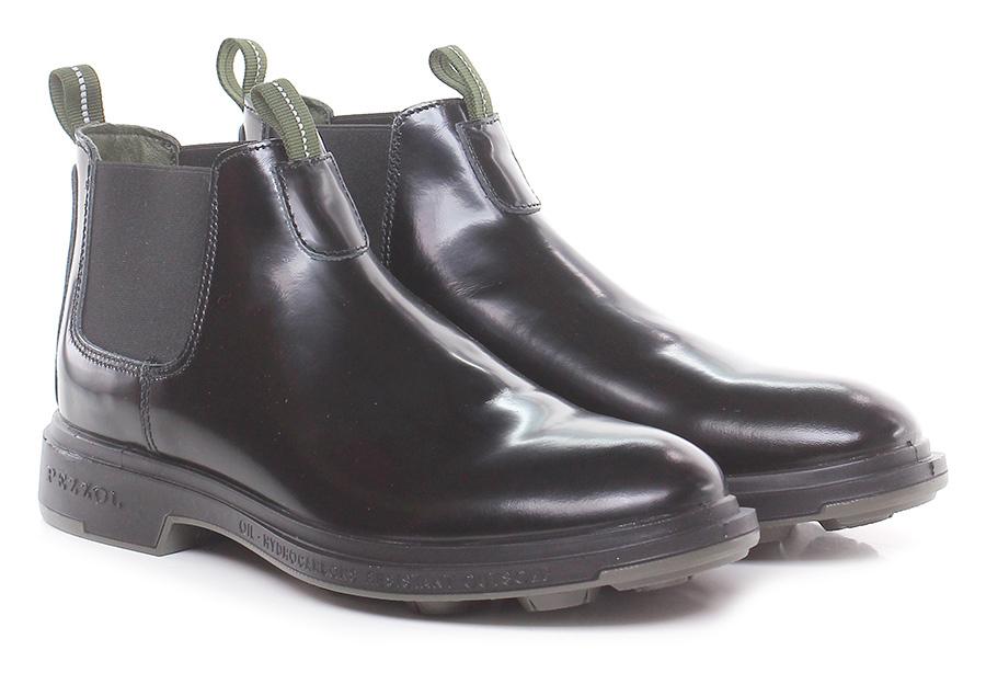 Polacco Black Pezzol Verschleißfeste billige Schuhe