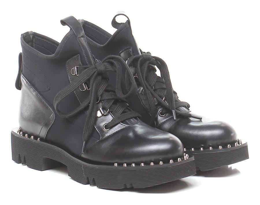 Polacco Nero Laura Bellariva Verschleißfeste billige Schuhe