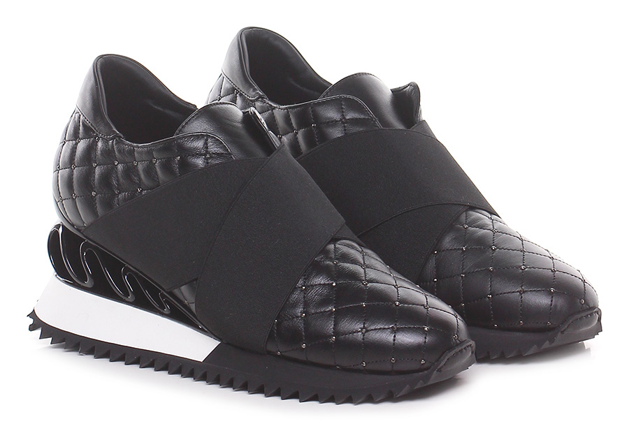 Sneaker Nero Le Silla Verschleißfeste billige Schuhe