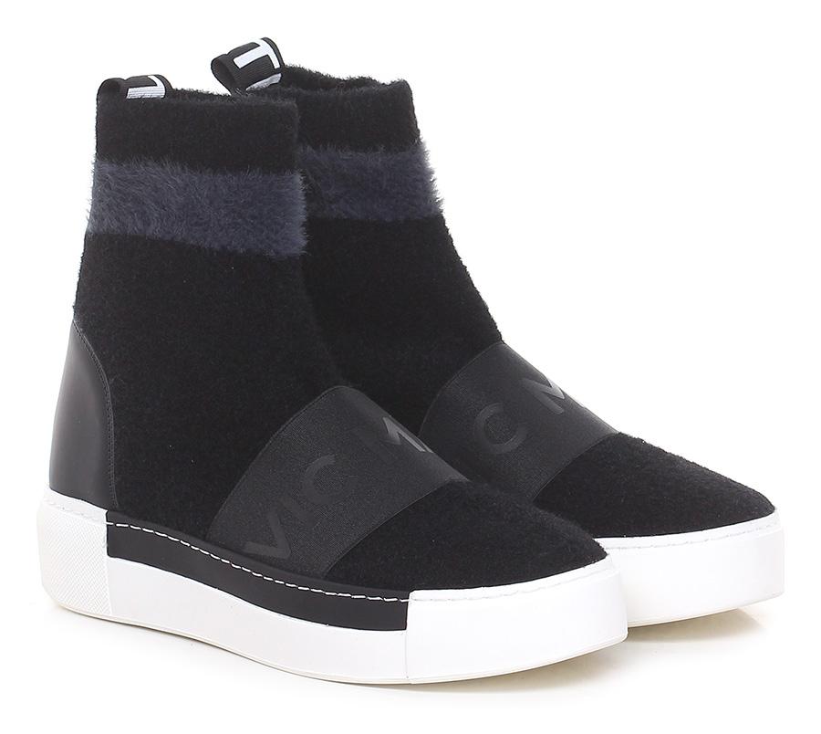 Sneaker Black/blue Vic Matiè Verschleißfeste billige Schuhe