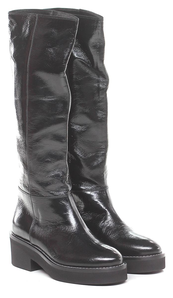 Stivale Black Vic Matiè Verschleißfeste billige Schuhe