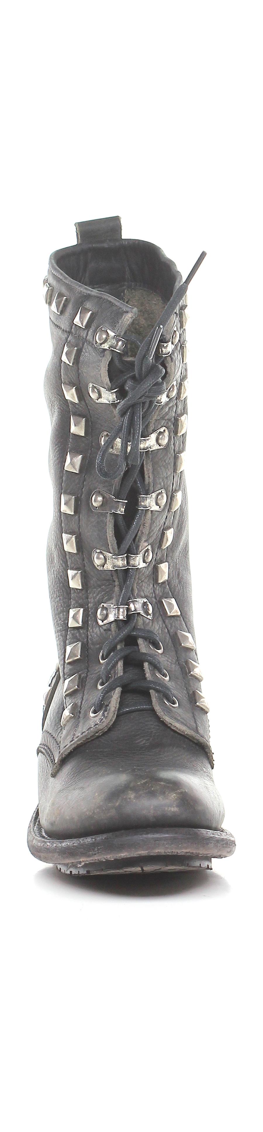 Polacco Black ASH Verschleißfeste billige Schuhe
