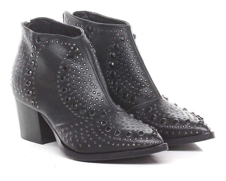 Tronchetto Nero Lemare' Verschleißfeste billige Schuhe