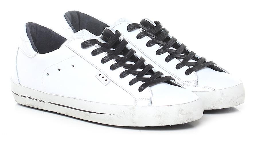 Sneaker Sneaker Sneaker Bianco Quattrobarradodici Scarpe comode e distintive a27599