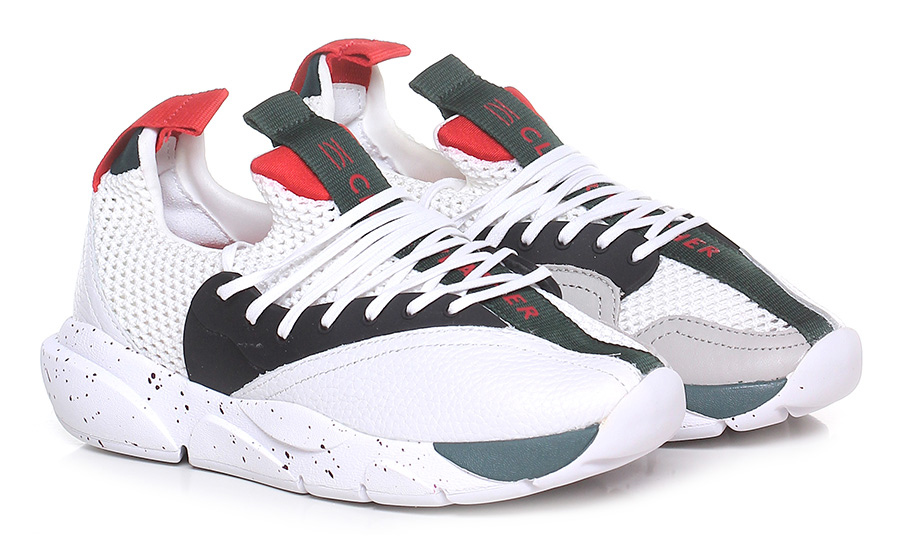 scarpe scarpe scarpe da ginnastica bianca\nero\verde Clearweather   Arte Squisita    Sale Italia    Acquisti    Scolaro/Ragazze Scarpa  c7ce9d