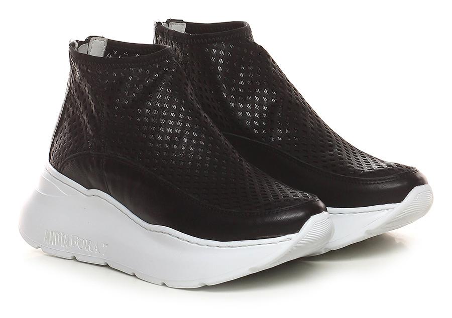 scarpe da ginnastica Nero Andia Fora | Impeccabile  | | | La qualità prima  | Sconto  | Scolaro/Signora Scarpa  3c5e44