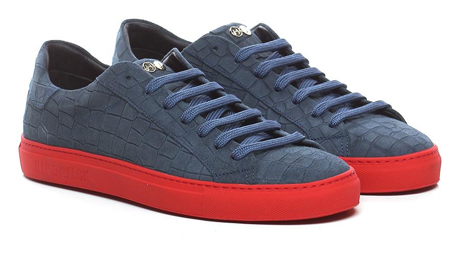 Sneaker Blue Hide & Jack Le Follie Shop