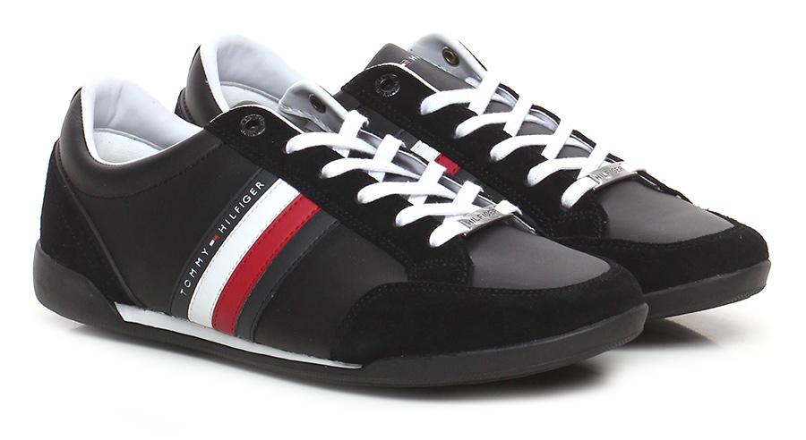 scarpe da ginnastica nero Tommy Hilfiger Hilfiger Hilfiger | Delicato  | Un equilibrio tra robustezza e durezza  | In vendita  | Uomo/Donna Scarpa  3216cf