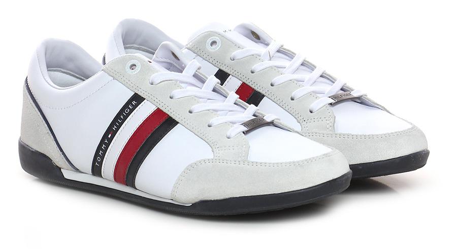 Sneaker White Tommy Hilfiger Le Follie Shop