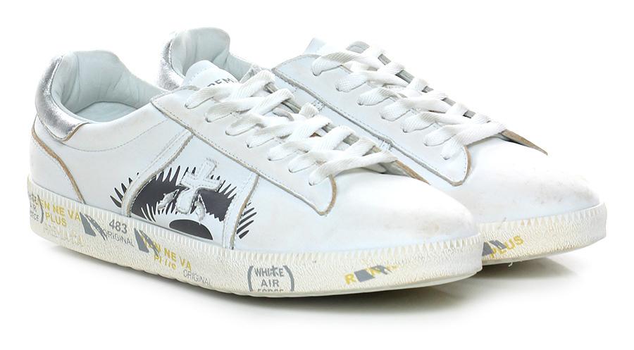 scarpe da ginnastica 3092 bianca argentoo Premiata Premiata Premiata | Commercio All'ingrosso  | Ordini Sono Benvenuti  | Colore molto buono  | Scolaro/Ragazze Scarpa  0c5a8d