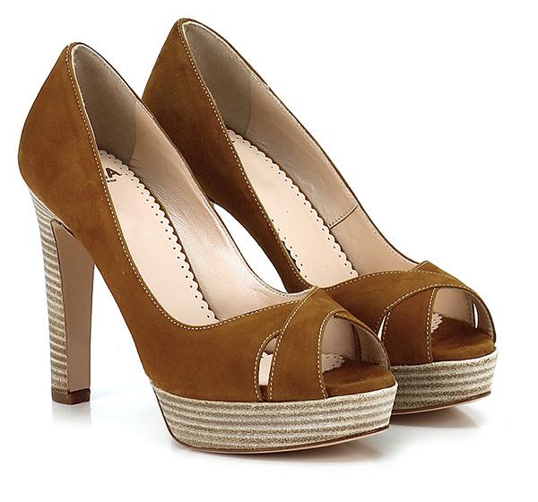 schuh mit absatz cuoio festa milano group shoes. Black Bedroom Furniture Sets. Home Design Ideas