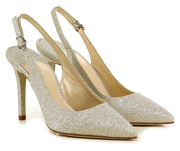 Schuh mit absatz Platino Couture