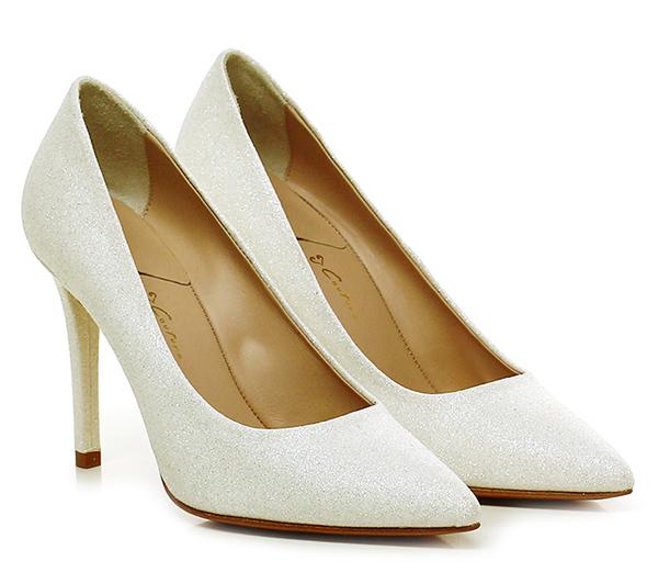 Dekolletee Bianco Couture Verschleißfeste billige Schuhe