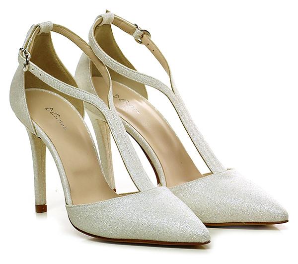 Schuh mit absatz Bianco Bianco Bianco Couture 7c4f69