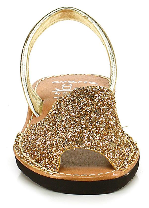 Flache sandale Oro Avarca C. by C. Avarca Ortuno 7f68fa