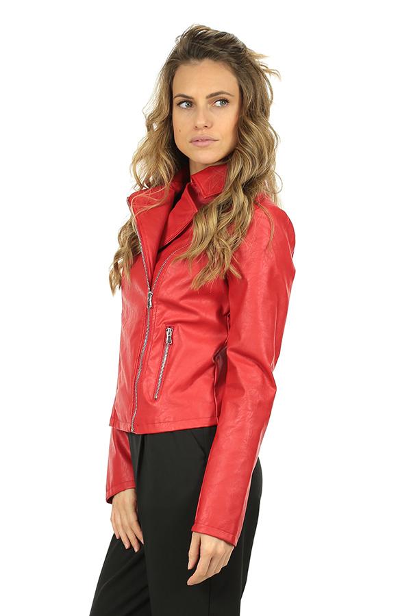 size 40 d9594 84ded Jacket Red Liu.jo - Le Follie Shop