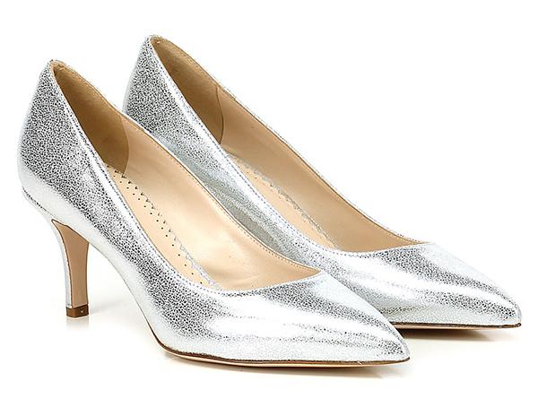 Dekolletee Silver Festa Milano Verschleißfeste billige Schuhe