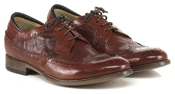 Geschnürt Bordeaux Alexander Hotto Verschleißfeste billige Schuhe