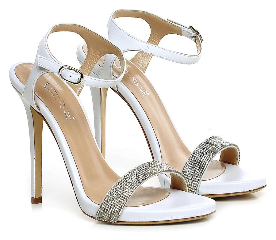 Hohe sandale Bianco Chon Verschleißfeste billige Schuhe