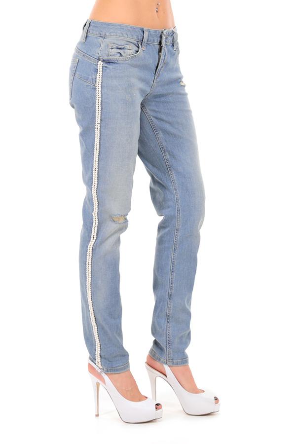 Jeans Blue Liu.jo - Le Follie Shop f2474bbc0e4