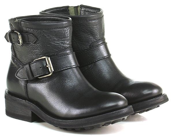Halbstiefel Black ASH Verschleißfeste billige Schuhe