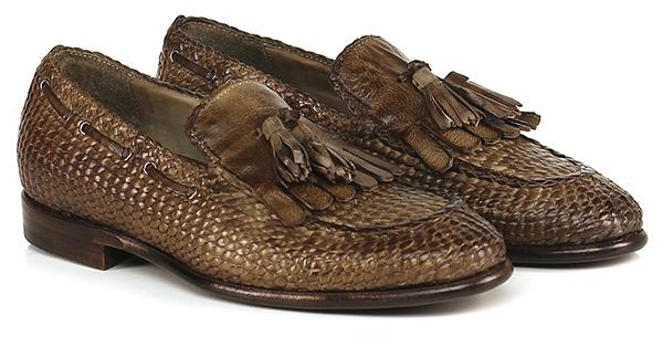 Mokassin Taupe Damy Mode Mode Damy billige Schuhe ccbb74