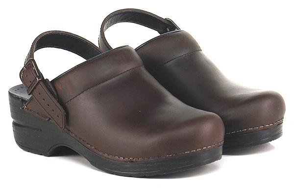 Keilschuh Schuhe Brown Dansko Verschleißfeste billige Schuhe Keilschuh 485540