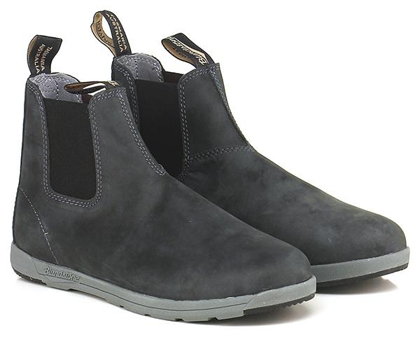 Knöchelschuhe Smoke Blundstone Verschleißfeste billige Schuhe