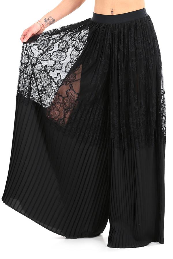 l'ultimo 239fa da142 Pantaloni Nero Twin SET - Le Follie Shop