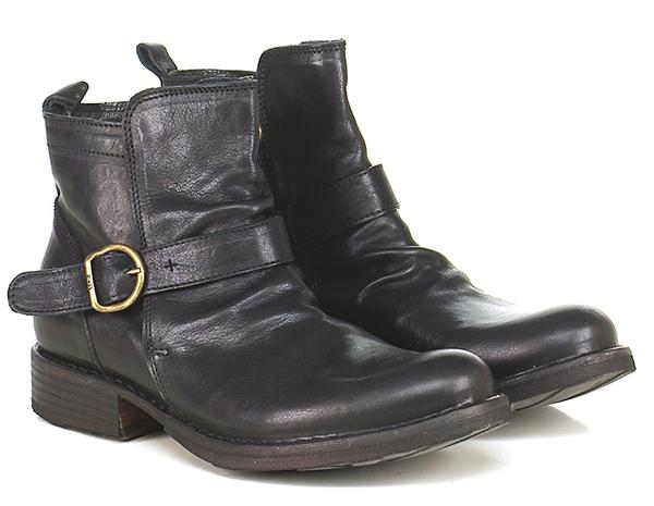 Halbstiefel Nero Fiorentini Baker Verschleißfeste billige Schuhe
