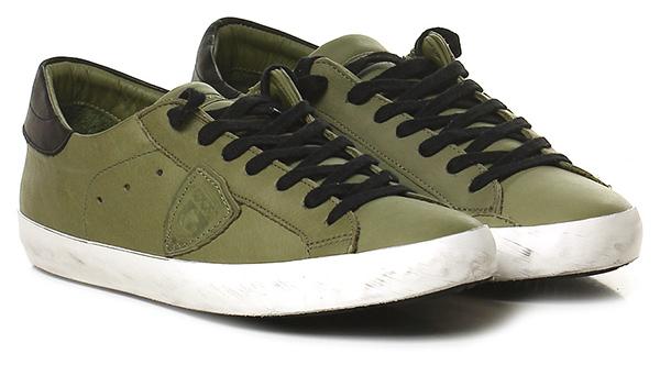 Sneaker Military/black Philippe Model Paris Scarpe economiche e buone