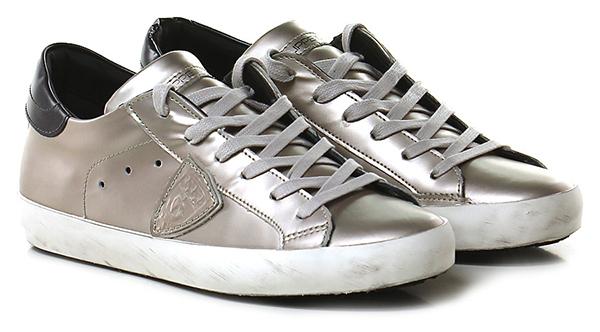 Sneaker Platinum Philippe Model Paris Hohe Qualität