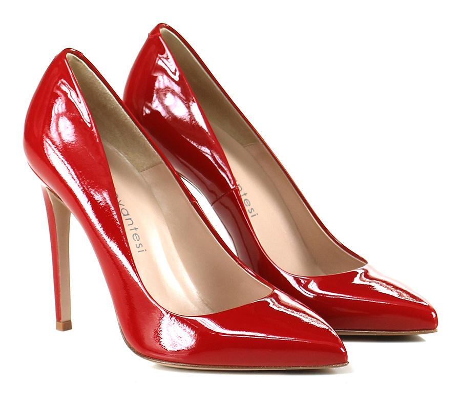 Decolletè Levantesi Rosso Sergio Levantesi Decolletè Mode billige Schuhe 253c18