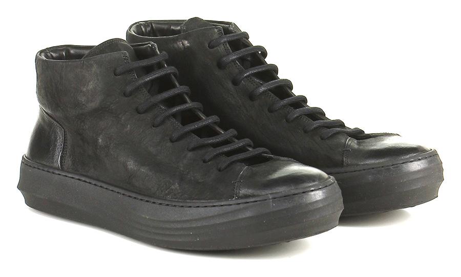 Sneaker Hohe Black The Last Conspiracy Hohe Sneaker Qualität 5a3254