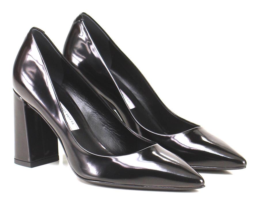 Decolletè Nero Guglielmo Rotta Verschleißfeste billige Schuhe